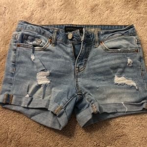 Jean Shorts from Aeropostale
